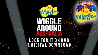 'Wiggle Around Australia' is available to purchase on the iTunes Movie Store today Hooray