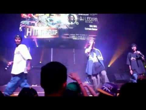 RDH2 (Ruteng Dewata Hip-Hop) Perform At ADORA BALI.mp4