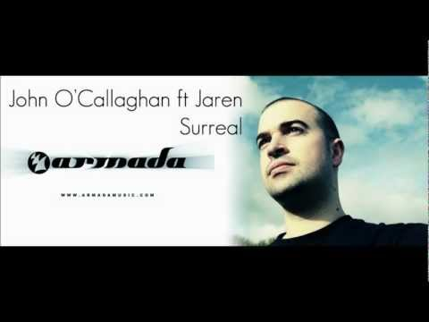 John O'Callaghan ft Jaren - 'Surreal' - HOOKWAY REMIX