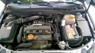 Opel Astra H 1 8xe Engine Start Problem