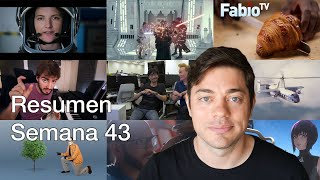 FabioTV - Resumen Semana 43 - 2019