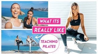 What it's REALLY like being a Fitness Instructor 🙆💕