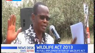 Tourism ministry to address human - wildlife conflict  through implementation of wildlife act 2013