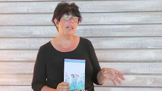 Gloria Celma, il·lustradora de «Les detectives i el banquet de carxofa»