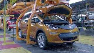 How it's made - Chevy Bolt EV