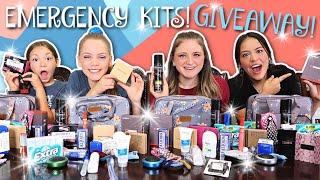 Emergency Kits For Teen Girls 2020-2021! | Back To School! | Period Kits!