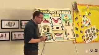 The Paralysed Man by Steve Harris