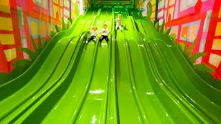 Fun For Kids At Andys Lekland Indoor Playground (family Fun)