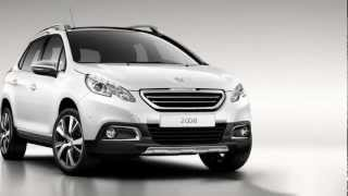 LEAKED 2014 Peugeot 2008