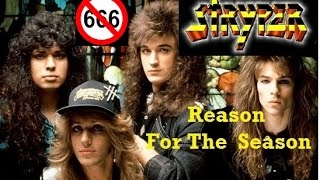 STRYPER Reason For the Season - Lyric Video Image Clip HD - Legendado PT-BR