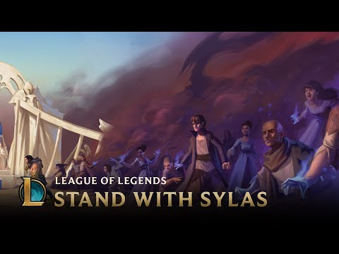 賽勒斯上是預告 : Magic is Rising Stand With Sylas
