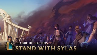 Magic is Rising: Stand With Sylas   League of Legends