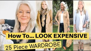 How To Look Expensive ( 25 Style & Fashion Pieces & Tips, Mature Women over 50 )
