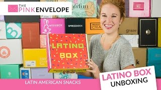 Latino Box Review & Unboxing