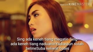 Jun Bintang Feat Tika Pagraky - Satye (lirik)