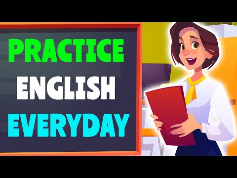 English Listening and Speaking Practice   English Conversation