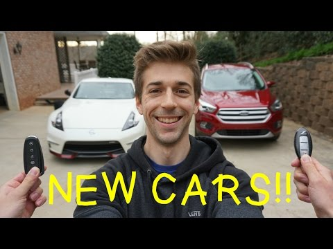 We BOUGHT 2 New CARS in 1 WEEK! First Impressions!