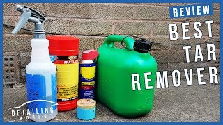 5 Ways To Remove Tar - You'll be Surprised!