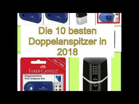 Die 10 besten Doppelanspitzer in 2018