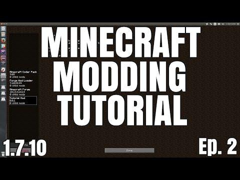 Mod Class & Proxies // Minecraft Modding Tutorial (1.7.10) // Episode 2