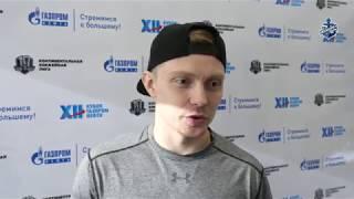 Главный тренер «Адмирал 2007» о первой игре на турнире Кубка ГПН