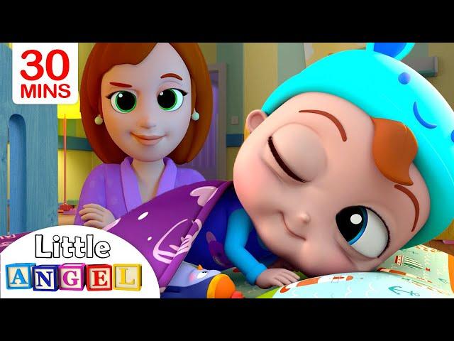 Yes, Yes, Baby Go to Sleep   Kids Songs & Nursery Rhymes by Little Angel