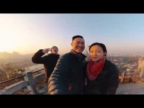 China 2017 Day 3-4 drone, Guilin, China