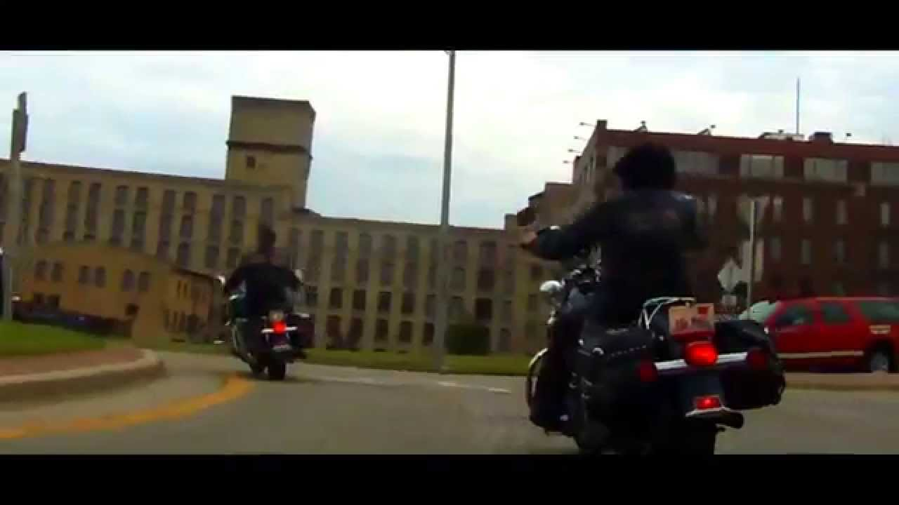 Be a Safe Rider - Advice for Motorcyclists