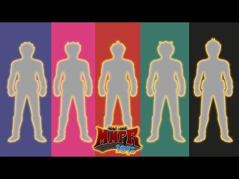 Power Rangers Dino Knights After Beast Morphers?? (Kishiryu
