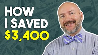 Debt Consolidation for Bad Credit [How I Saved $3,400 on a 560 FICO]