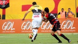 Vitória 0x1 Criciúma