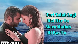Bheege Bheege (LYRICS) - Ankit Tiwari, Sunidhi   - YouTube