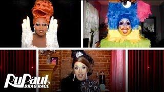 Season 12 Finale Virtual Red Carpet   RuPaul's Drag Race