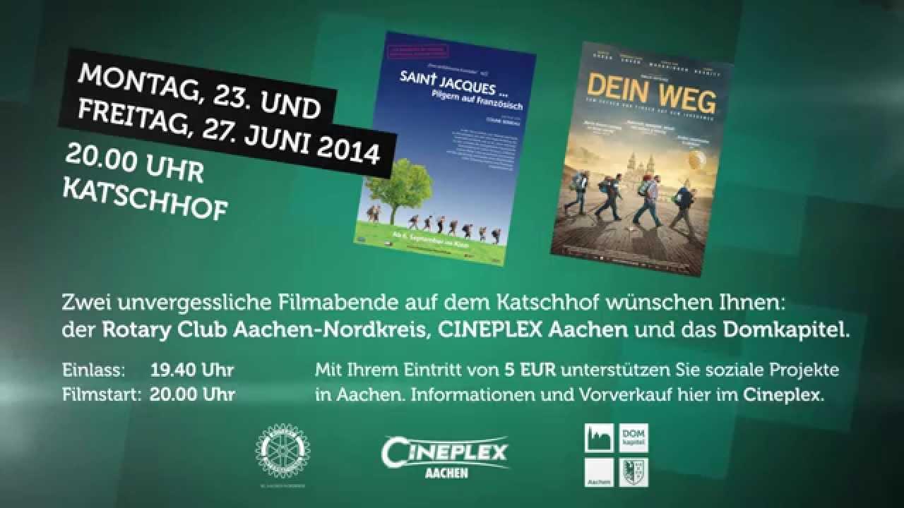 Heiligtumsfahrt 2014: Filmabend