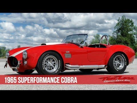 1965 Superformance Cobra for Sale - CC-844138