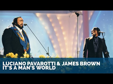 James Brown & Pavarotti's Very Special Duet