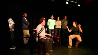 Smif N Wessun Talk Shit at Cipha Sound's Improv Show