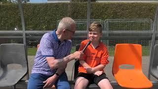 Interview pupil van de week
