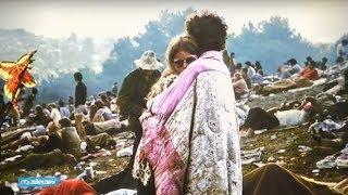 50 jaar geleden: peace en love op Woodstock - RTL NIEUWS