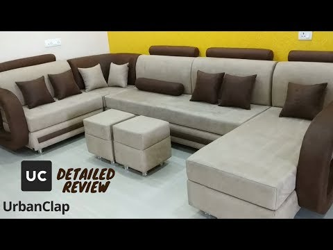 UrbanClap | Detailed Review | Sofa Cleaning