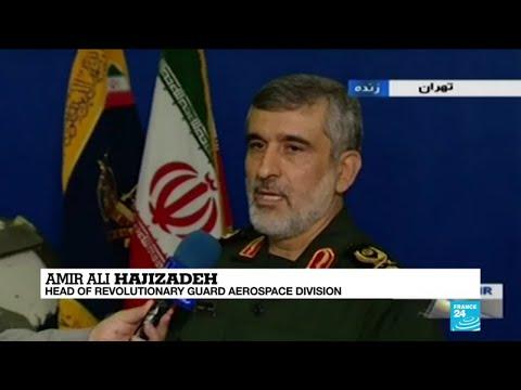 "Iran gave US drone ""multiple warnings"" before shooting it down"