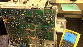 TSP #109 - Teardown, Repair & Upgrade of an Agilent E4405B 13 5GHz