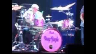 Deep Purple - Ian Paice drum solo/The Mule