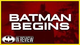 Batman Begins - Every Batman Movie Reviewed and Ranked