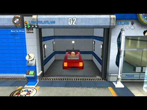 LEGO City Undercover Walkthrough - Complete Vehicle Guide - Trains (Emerald  Night, Cydonia, Courser) by packattack04082 Game Video Walkthroughs