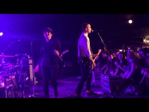 The Interrupters Live at Bottleneck Lawrence KS 12/16/17 Selecter and Operation Ivy cover
