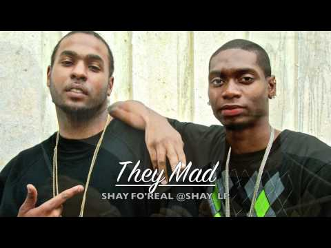 SHAY - They Mad (Enriques Iglesias) LP Ent 2011