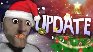 Weihnachts Update + Nightmare Modus   Granny
