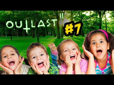 ŠKOLA V PRÍRODE  | Outlast 2 | Part 7 | SK Let's Play / Gameplay | George