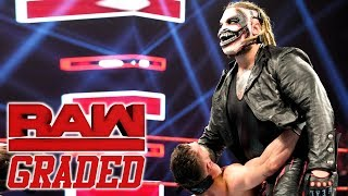 WWE Raw: GRADED (15 July) | Bray Wyatt Return, SummerSlam Title Matches Confirmed, 24/7 Title Change